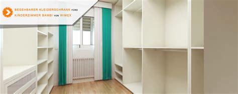 Begehbarer Kleiderschrank Fürs Kinderzimmer Juker166 Von Wimex