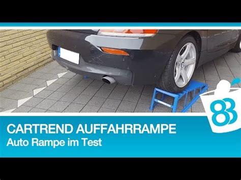 auto ladegerät test cartrend auffahrren auto re im test