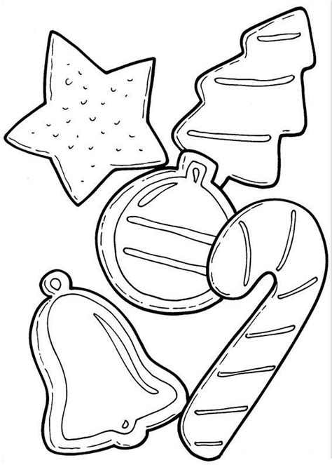 100% free christmas coloring pages. Cookie Coloring Pages - Best Coloring Pages For Kids