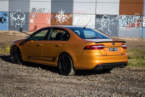 Ford Car : 2016 Ford Falcon Xr8 Sprint Review