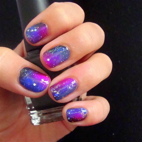 cool nails designs pink sea green blue cool nail colors ideas