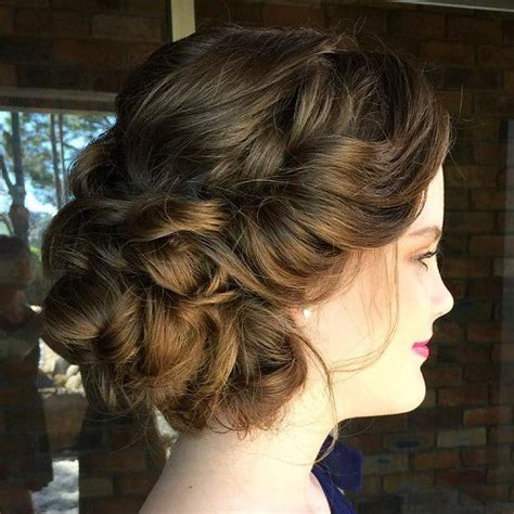 hair side bun styles side updos that are in trend 40 best bun hairstyles for 2018 8388