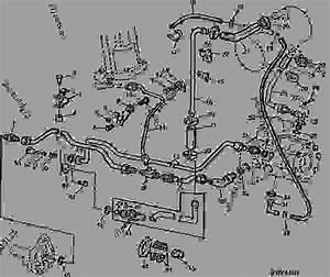 Hydraulic Oil Lines  02b18