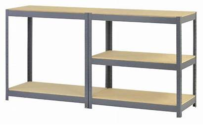 Menards Shelving Metal Edsal Shelf Unit Freestanding