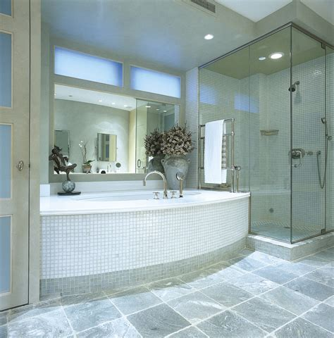 Bathroom Tile by 25 Great Ideas And Pictures Of Iridescent Bathroom Tiles