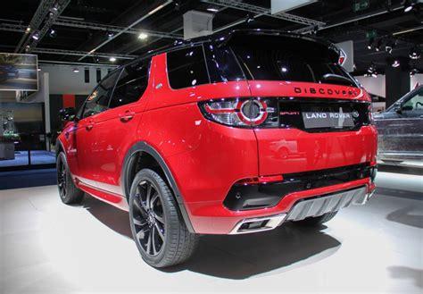 land rover discovery sport hse frankfurt 2015 land rover discovery sport hse dynamic gtspirit