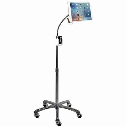 Stand Ipad Floor Tablet Gooseneck Heavy Duty