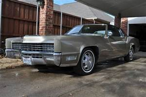 Find Used 1967 Cadillac Eldorado  Black