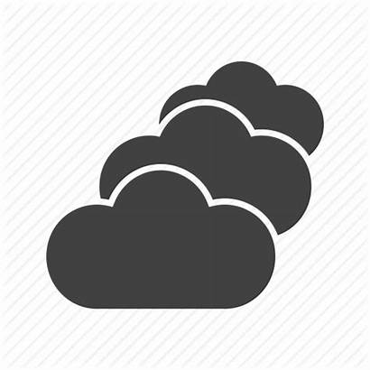 Cloud Icon Multiple Connection Internet Devices Computer