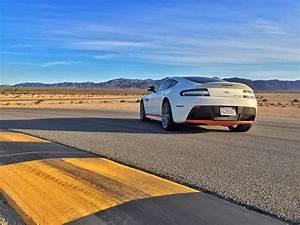 2017 Aston Martin V12 Vantage S Dogleg First Test Review