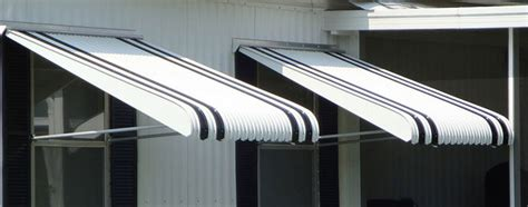 aluminum awnings  canopies