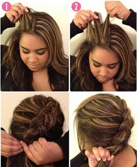 idee coiffure simple