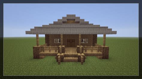 small minecraft house youtube