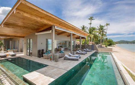 apartments for sale east side koh samui property for sale 6 bed beachfront villa laem