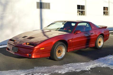 how does cars work 1987 pontiac firebird electronic valve timing 1987 pontiac firebird trans am gta for sale 76831 mcg