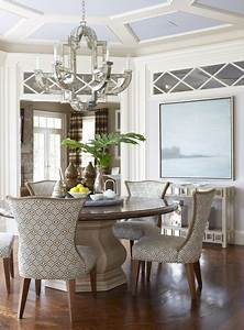 a classic ct home with a modern flair traditional With modern round dining table a new family tradition