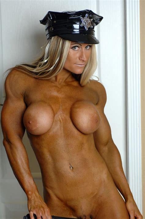 Pretty Hot Fitness Babe Police Femdom Goddess Pichunter