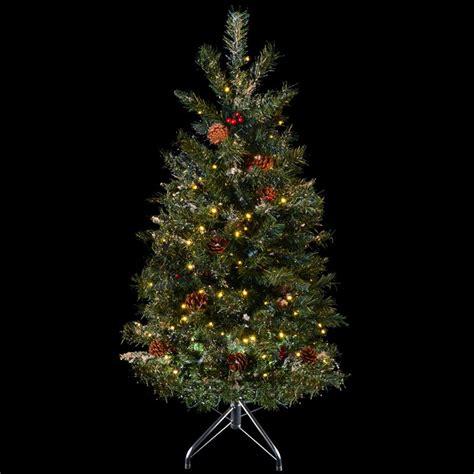 fake christmas trees with snow kyprisnews