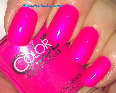 Color Club Summer 2014 Poptastic Collection