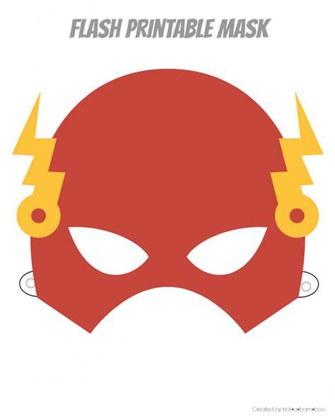 easy superhero mask template  amber simmons
