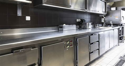 organisation cuisine professionnelle aménagement d une cuisine professionnelle lumineuse à l