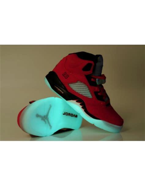 nike jordan light up air jordan 5 v light up shoes in 318981 for women 45 00