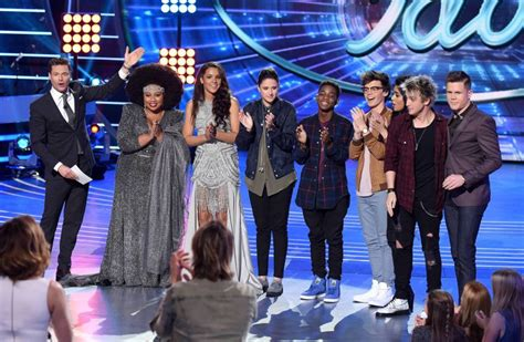 8 best florida finalists images idol 2016 gallery of top 8 singers performances