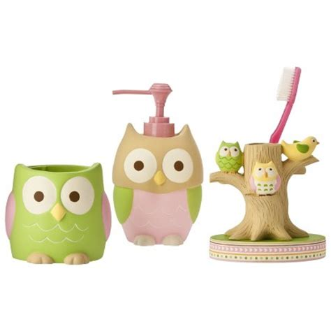 Owl Bathroom Set Target by Circo N Nature Bath Collection