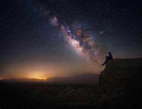 California Milky Way Photography Night Sky