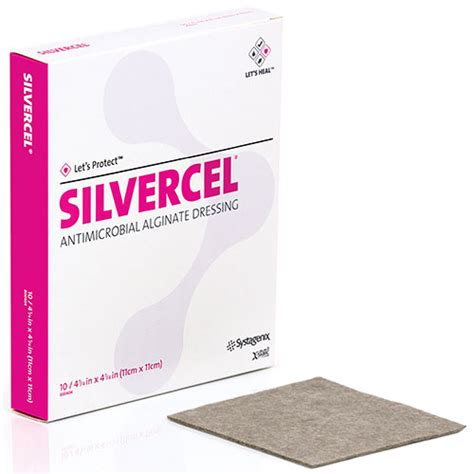 Silvercel Antimicrobial Dressing
