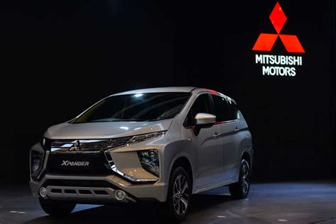 Mitsubishi Xpander Limited Picture mitsubishi xpander 2018 all set to get nissan badge from