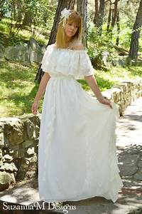 long wedding dress ivory lace wedding dress vintage With vintage ivory lace wedding dress
