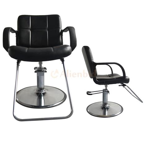 new black hydraulic barber chair salon hair styling