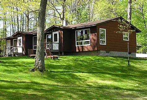 cabins for rent in wisconsin no 1 and 2 vacation rental cabins in northern wisconsin