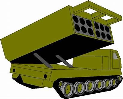 Clip Military Army Clipart Vehicle Cartoon Cliparts