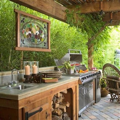 outdoor kitchen designs ideas 30 amazing outdoor kitchen ideas home decor