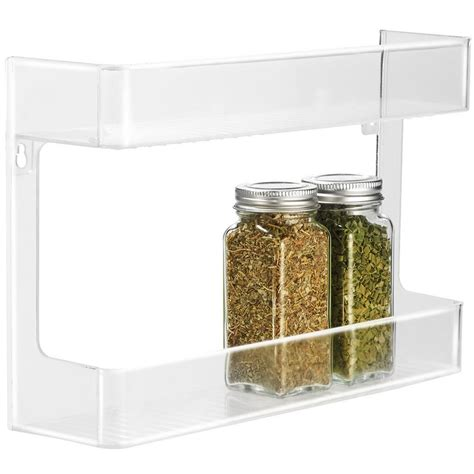 Tier Spice Rack by Two Tier Spice Rack In Spice Racks