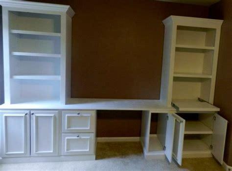 bookcase built in desk built in desks built in desk and shelves headline