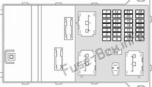 Fuse Box Diagram  U0026gt  Mercury Milan  2006