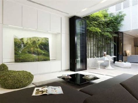 Beautiful Modern Minimalist Loft With A View : Modern House Terrace Design Picture