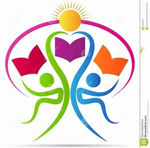 Book Readers Logo Stock Vector - Image: 56937287