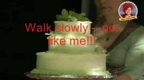 stack  decorate  simple wedding cake youtube