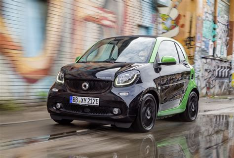 smart fortwo electric drive preview