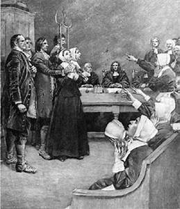 The Salem Witch Trials Saw Some Insane U2018witch Tests