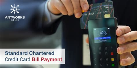 In today's era, everyone is quite busy leading their lives, and they are bound to feel the physical visits to bank painful to drop their. How to Pay Standard Chartered Credit Card Bill Payment