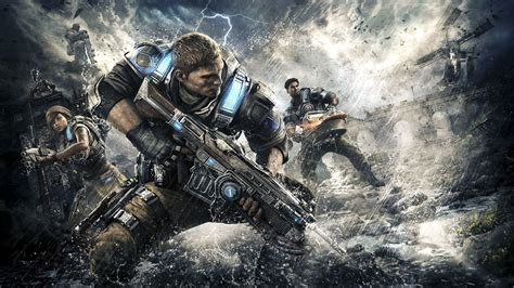 gears  war background  images