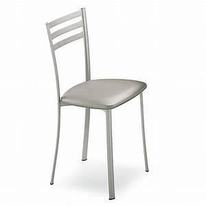 Chaise Cuisine But : chaise de cuisine en m tal ace ~ Teatrodelosmanantiales.com Idées de Décoration