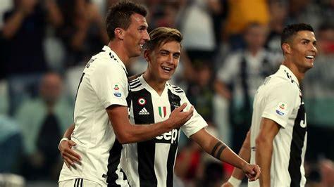 Juventus 3 Napoli 1: Mandzukic double deals Serie A title ...