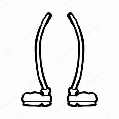 Legs Cartoon Vector Clipart Illustration Hands Feet