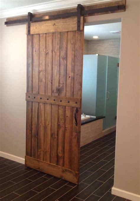 Best 25+ Interior Barn Doors Ideas On Pinterest  Knock On